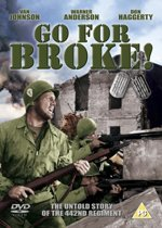Go For Broke  - Story  Of The 442nd Regiment. (dvd)