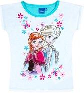 Disney-Frozen-T-shirt-met-korte-mouw-wit-maat-104