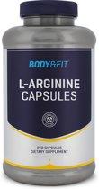 Body & Fit Arginine Capsules - Aminozuur - 240 capsules