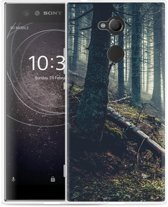 Sony Xperia XA2 Ultra Hoesje Dark Forest
