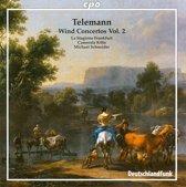 Wind Concertos Vol2: Twv 51, 52 & 5