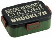Brooklyn Bento Box Lunchbox 900 ml (Made in Japan)