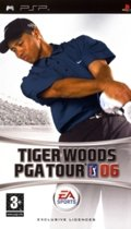Tiger Woods PGA Tour 06 /PSP