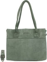 DSTRCT Portland Road - Shopper small - Groen