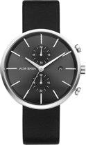Jacob Jensen 620 horloge heren - zwart - edelstaal