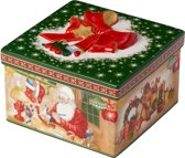 Villeroy & Boch Christmas Toys Geschenkpakje medium vierkant werkplaats