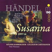 Susanna: Oratorio In 3 Parts Hwv 66