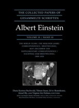 The Collected Papers of Albert Einstein, Volume 10