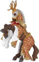 Papo Paard van ridder (rood}