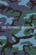 The invisible notebook: A multipurpose lined notebook to take notes, write down ideas, to use as a travel diary, to make lists or anything you