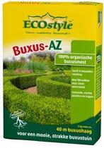 ECOstyle Buxus-AZ - 2 kg - buxus meststof voor ca. 20 meter haag
