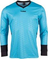 hummel Hannover Keeper Shirt Sportshirt Kinderen - Blauw