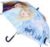 Disney - Frozen 2 - Paraplu - Blauw - 42cm