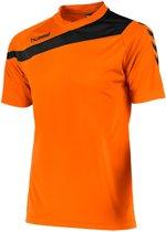Hummel Elite Voetbal T-shirt - Voetbalshirts  - oranje - L