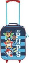 PAW PATROL Top Pups Trolley Koffer Kinderkoffer Vakantie Tripjes Handbagage
