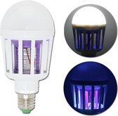 Anti-muggen lamp | E27 | 9 Watt | Lamp | Witte lamp met anti-muggen technologie | Anti muggen | Anti-vliegen | Anit vliegen | Licht | LED Lamp