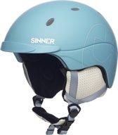 Sinner Titan - Skihelm - Unisex - Maat L - Blauw