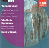 Violin Concerto Op. 35 / Capriccio Italien / Francesca da Rimini