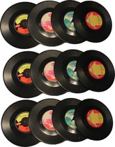 Leuke Onderzetter LP Onderzetter Vinyl 12 Stuks Vintage