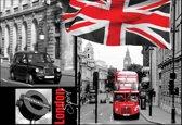 Fotobehang London    L - 152.5cm x 104cm   130g/m2 Vlies