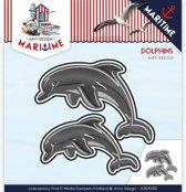 Mal - Amy Design - Maritiem - Dolfijnen