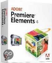 Adobe Photoshop Elements + Premiere Elements Premiere 4, DVD, Win, NL