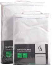 Bonnanotte Waterdichte Matrasbeschermer Wit 180x220