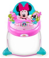 Disney Baby Minnie Mouse Peek-A-Boo Loopstoel - Roze