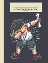 Composition Book 100 Pages