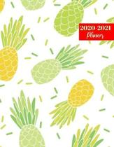 2020-2021 Planner: Pretty Jan 2020 - Dec 2021 2 Year Daily Weekly Monthly Calendar Planner with To Do List Schedule Agenda