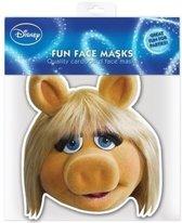 Miss Piggy masker