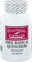 Cardio Vascular Research Free Radical Quenchers 60 capsules
