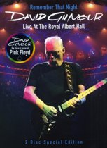 David Gilmour - Remember That Night Live At The Royal Albert Hall (dvd)