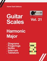 Guitar Scales Harmonic Major