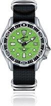 Chris Benz Mod. CB-500A-G-NBS - Horloge