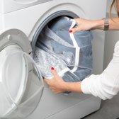 Waszak Groot met Rits voor Wasmachine - 60 x 60 cm