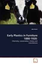 Early Plastics in Furniture 1880-1920