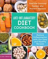 Anti-Inflammatory Diet Cookbook