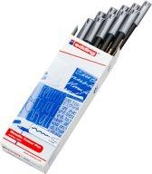 Edding Color Pennen 1200-54 - Zilver - Per Stuk