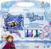 DohVinci Frozen Memoryboard fotolijst - Klei
