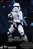 Star Wars Episode VII Movie Masterpiece Action Figure 1/6 First Order Stormtrooper 30 cm