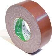 Nichiban   -  duct tape    -  50 mm x 50 m   -  Bruin