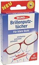 Brillen reiniger - Brillen doekjes - 10 stuks