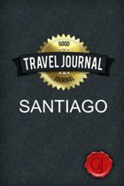 Travel Journal Santiago