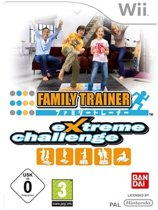 Family Trainer - Extreme Challenge Wii