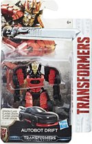 Hasbro Transformers: The Last Knight Legion Class Autobot Drift transformerspeelgoed