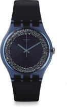Swatch Blusparkles horloge  - Blauw