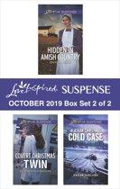 Harlequin Love Inspired Suspense October 2019 - Box Set 2 of 2