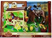 Paard Met Stal