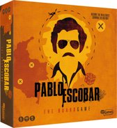 Pablo Escobar The Boardgame - bordspel